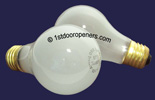 GLB-4 Garage Door Opener Heavy Duty Light Bulbs