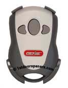 GICTD-3 Genie Garage Door Opener Intellicode Three-Button Remote Control Transmitter